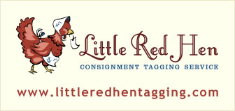 Little Red Hen Consignment Tagging